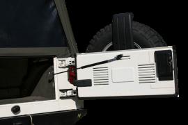 Jeep Wrangler YJ/TJ/LJ Tailgate Strut Kit