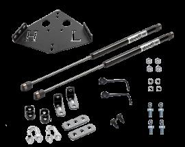 Jeep Wrangler TJ/LJ HoodLift & Tailgate Strut Combo Kit