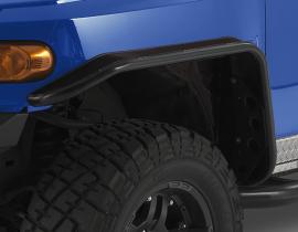 Toyota FJ Cruiser Tube Fender Flares (Front)