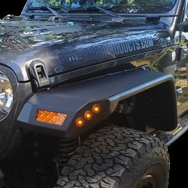 Jeep JL / JLU Front Tube Fender Flares