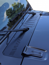 Jeep JL / JLU / JT Center Cowl Cover