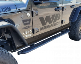 Jeep JLU Side Plates