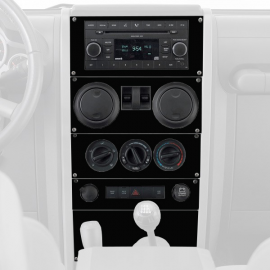 Jeep JK / JKU Dash Overlay (Power Windows)