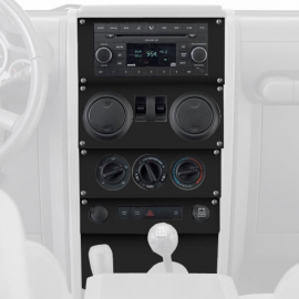 Jeep  JK / JKU Dash Overlay (Manual Windows)