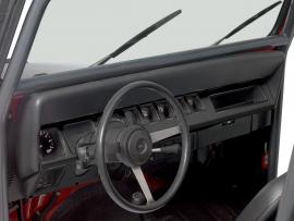 Jeep YJ Dash Overlay