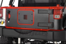 Jeep LJ Tailgate Cover