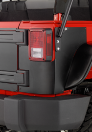 Jeep JKU Rear Corners