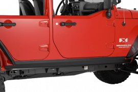 Jeep JKU Under Door Sideplates (4 Door)