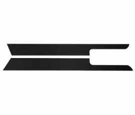 Suzuki Samurai Sideplates